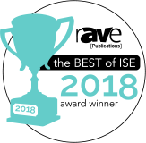 2018 rAVe [Publications] ISE Award