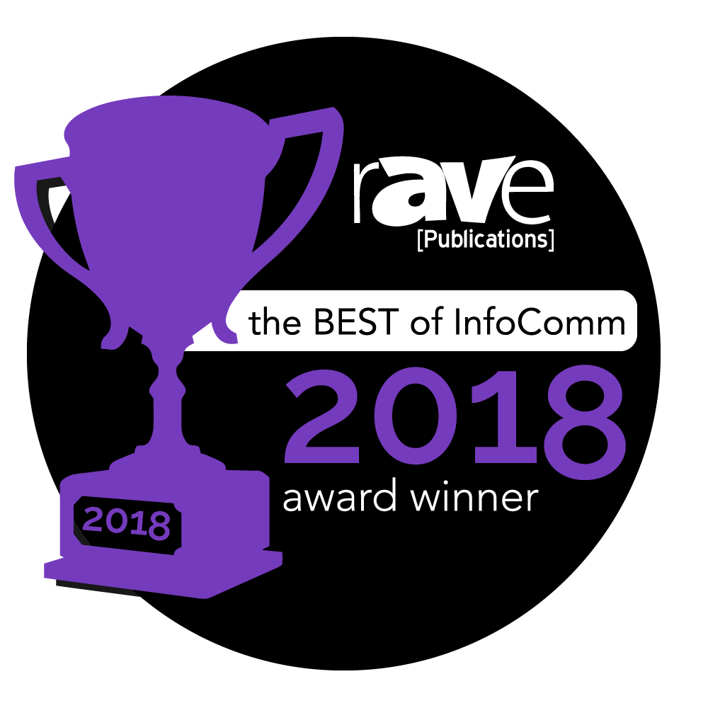 Lifesize Share Honored with InfoComm 2018 Award by rAVe