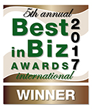 Best in Biz Awards 2017 International Award