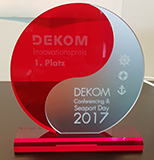 DEKOM 2017 Innovation Award