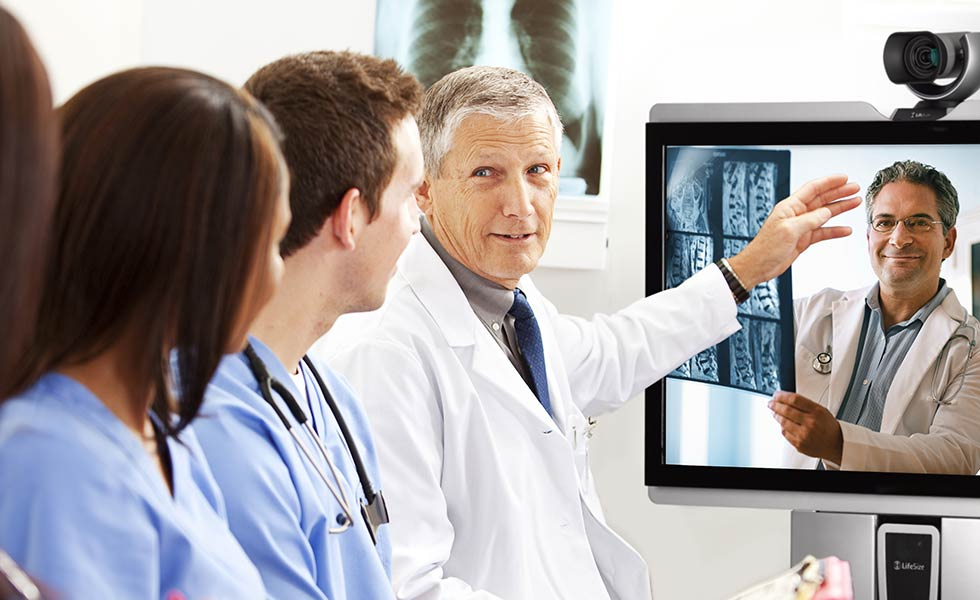 Video Conferencing Solutions for Healthcare and Telehealth
