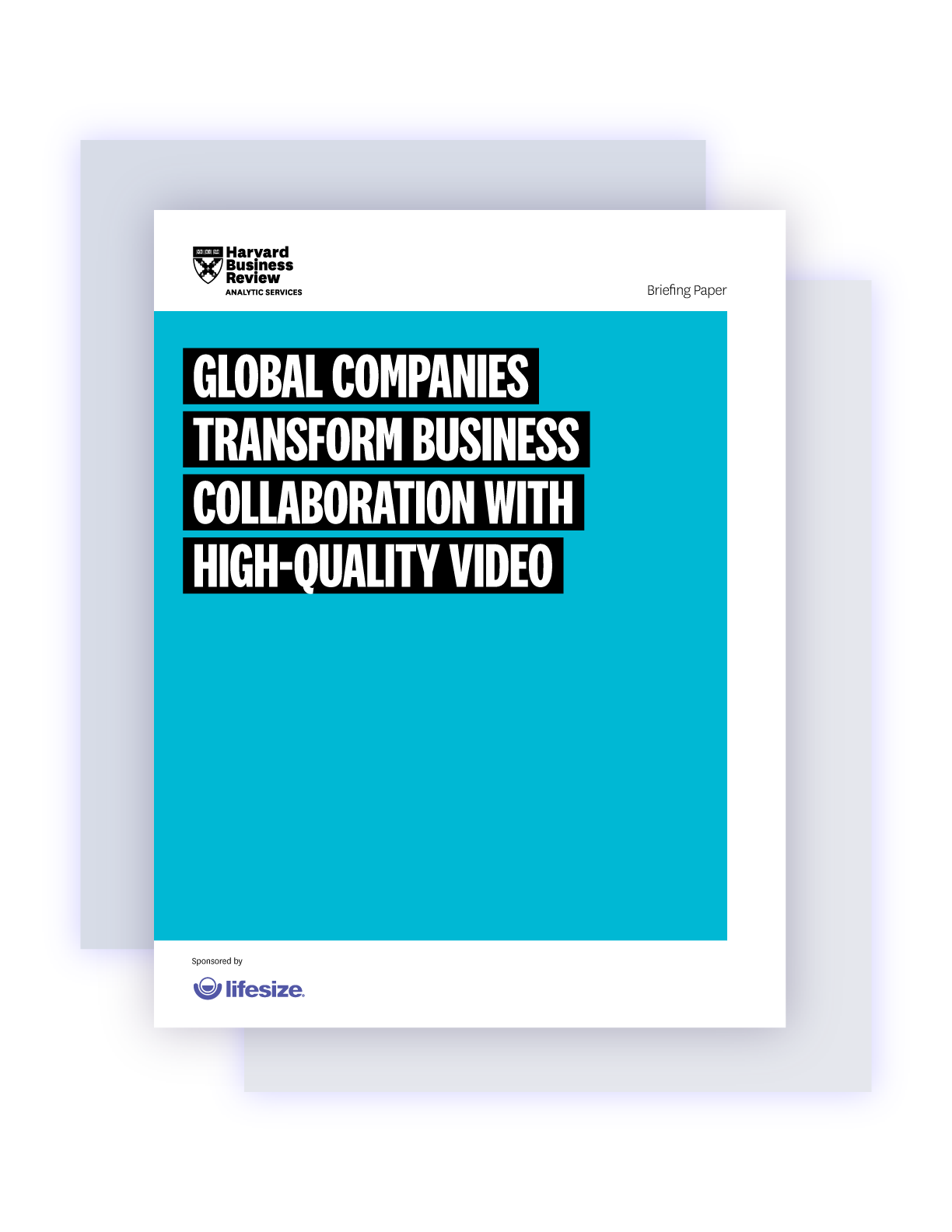 Learn how high-quality video is transforming the way global companies meet, collaborate and do their best work without compromise.