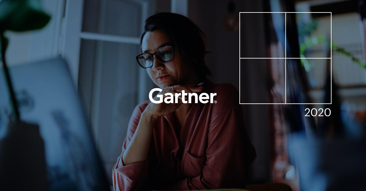 Gartner Magic Quadrant 2020 graphic