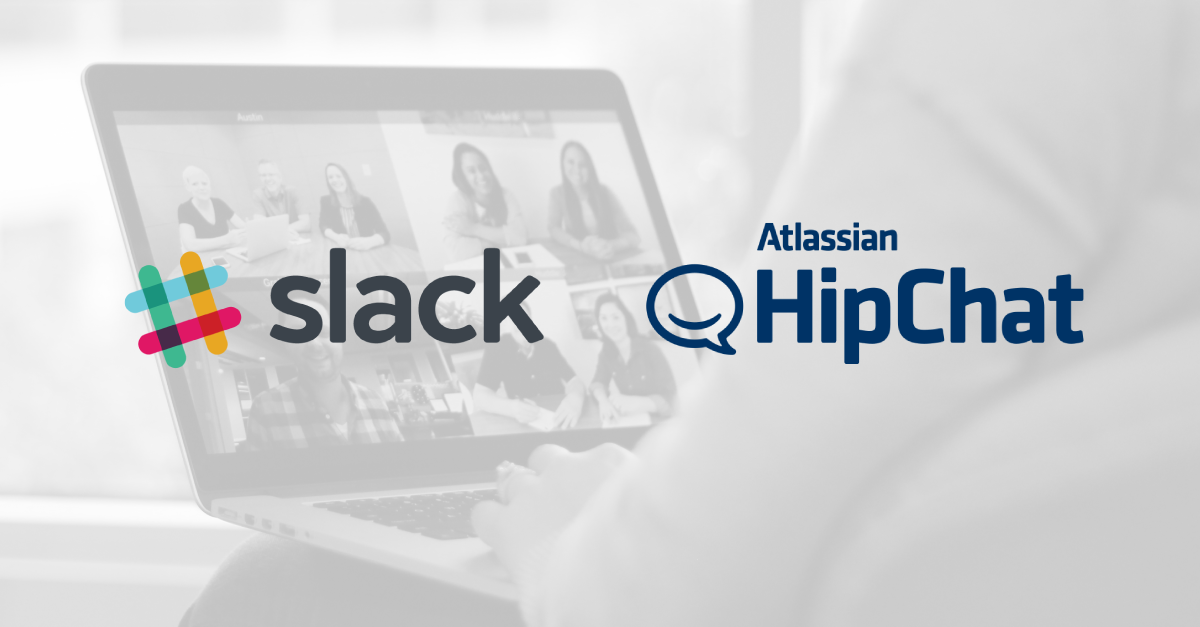 Lifesize Chat Integrations Slack and Hipchat