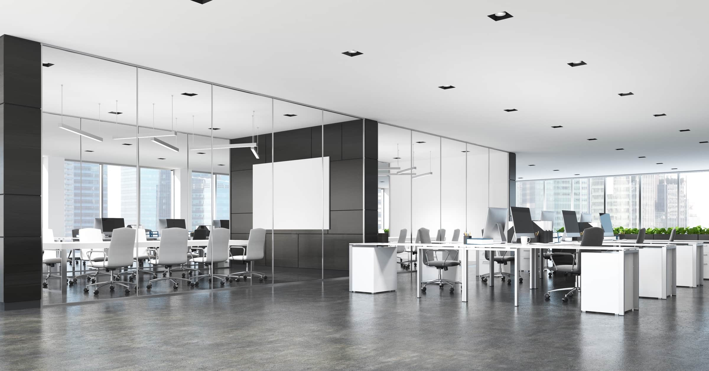 When creating or redesigning a conference room, take the opportunity to think beyond the bare necessities. Here are 7 tips to guide you to a room that enables productivity and inspires creativity.
