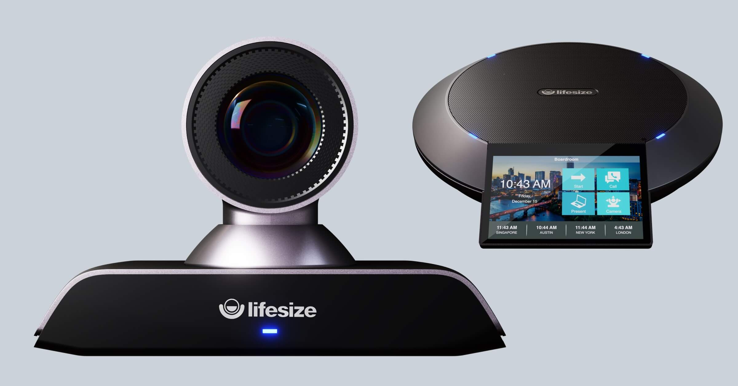 Lifesize Icon 700 video conferencing camera system with Lifesize Phone HD