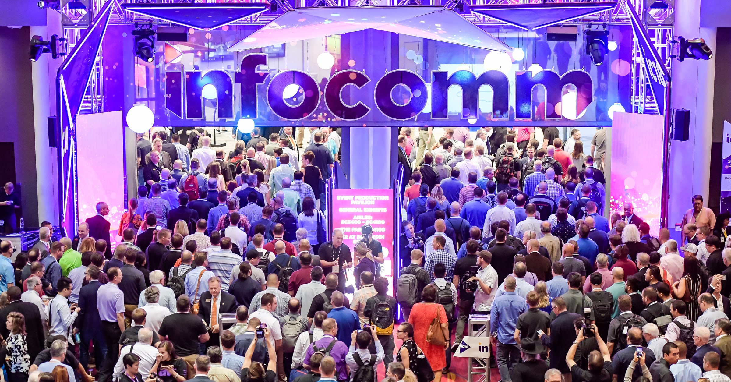 Lifesize is heading to InfoComm 2019 in Orlando, Florida! Stop by booth #3761 for all things Lifesize and experience 4K video conferencing in action.
