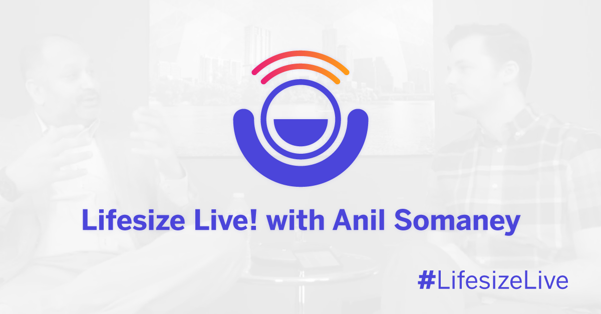 Watch Anil Somaney, the Senior Vice President of Business Development at Lifesize, talk about how to get better engagement with a digitally native workforce.