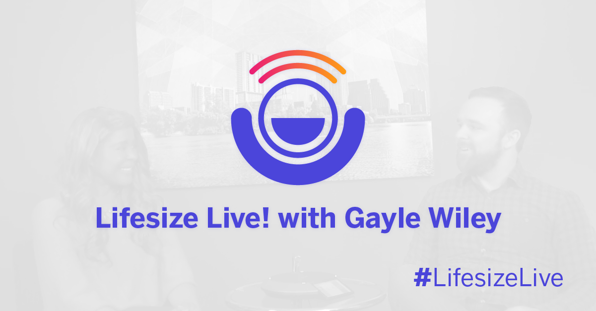 Join us as we talk to the Chief People Officer at Lifesize about what your organization can do to keep your global workforce engaged.