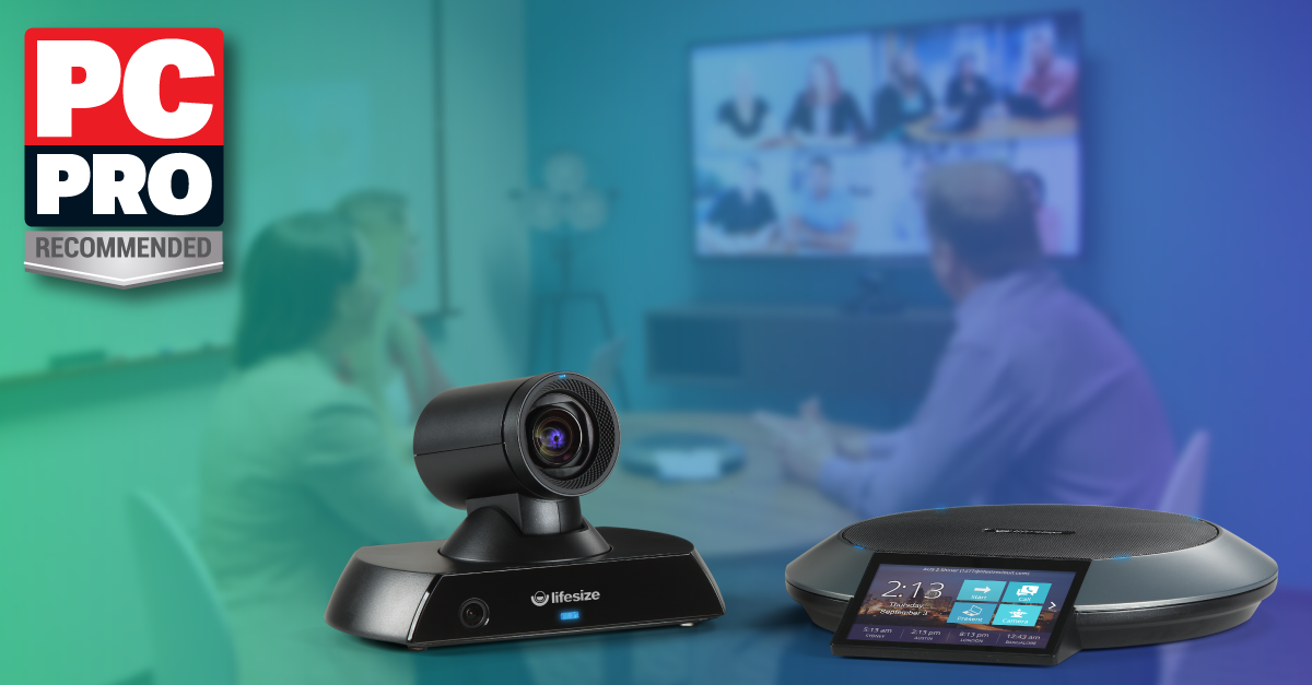 PC Pro Calls Lifesize Video Conferencing as Easy as a Walk in the ParkPC Pro Calls Lifesize Video Conferencing as Easy as a Walk in the Park