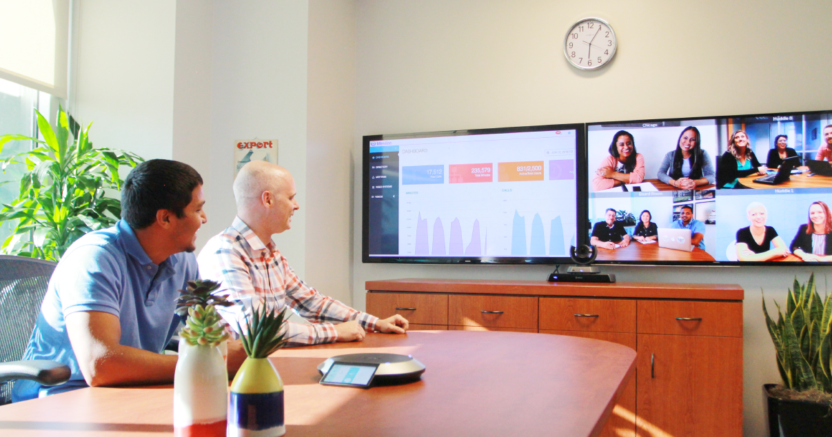 Lifesize makes high quality real-time collaboration easy for your meetings.