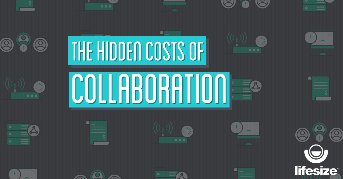 The Hidden Costs of Collaboration Infographic