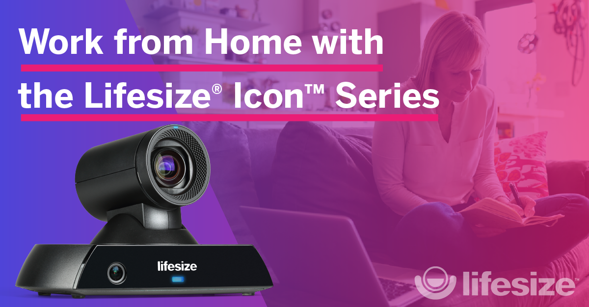 lifesize icon for your home office