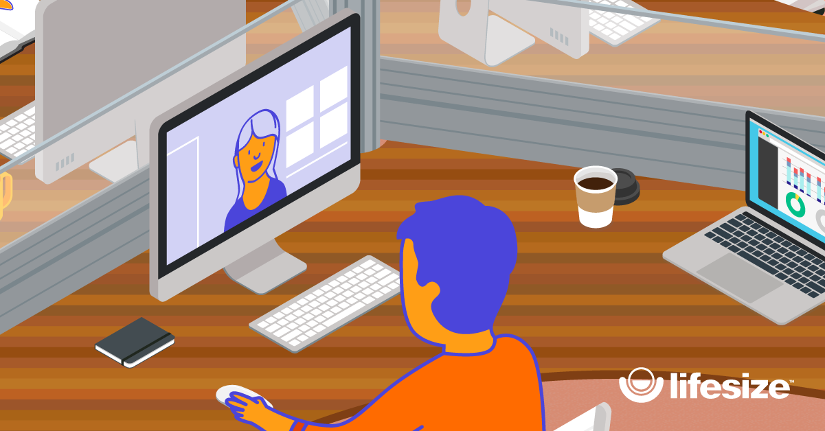 better work-life balance with video conferencing