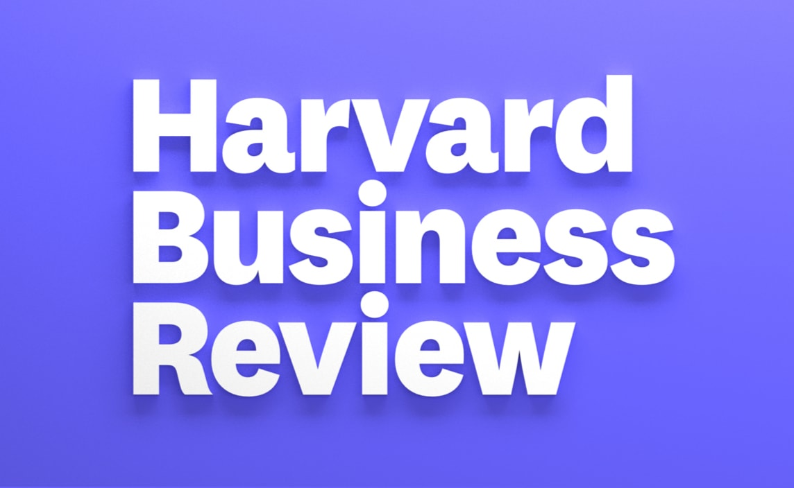 Harvard Business Review Analyst Report