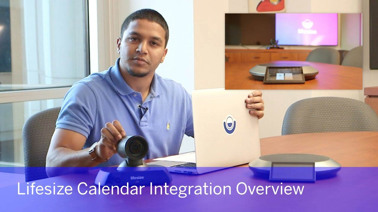 Lifesize Calendar Integration Overview