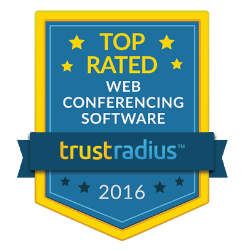 Top Rated Web Conferencing Software 2016 - Trust Radius