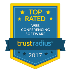 Top Rated Web Conferencing Software 2017 - Trust Radius