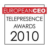 European CEO Telepresence 賞 - 2010