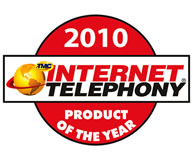 2010 Internet Telephony Product of the Year