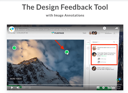 The Design Feedback Tool